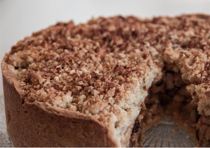 Glutenfreien Apfelkuchen backen wie bei Großmutter