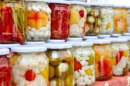 Fermentierte Lebensmittel für den Darm
