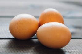 Backen ohne Eier