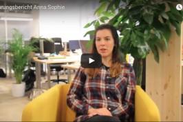 Anna-Sophie erzählt über ihre Erfahrungen mit dem kiweno Selbsttest.