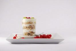Laktosefreie Natur-Joghurts