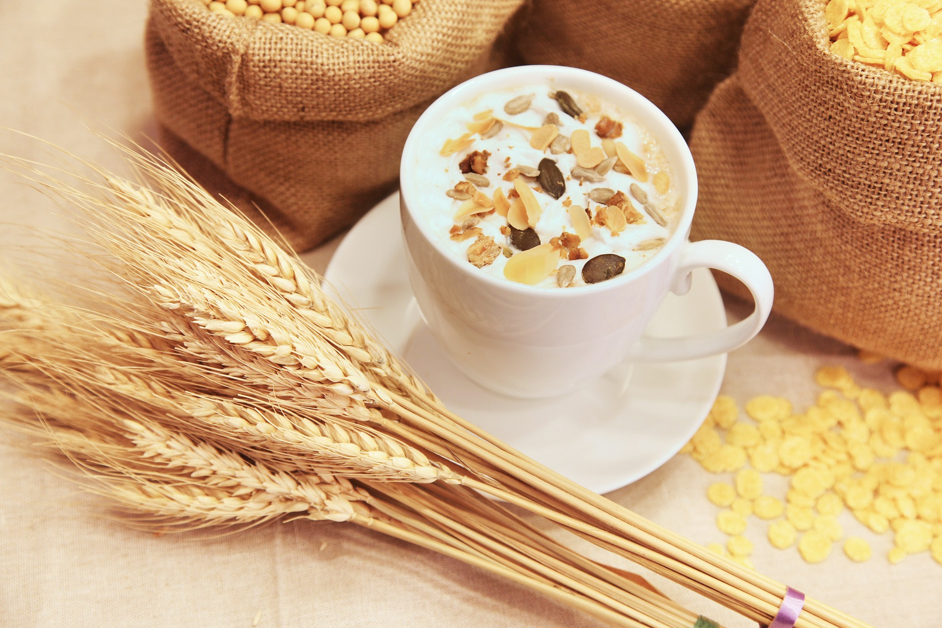 Glutenfreie Ernährung für höhere Konzentration