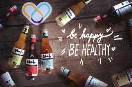 Ohnly - gesunde zuckerfreie Limonade für jede Situation.