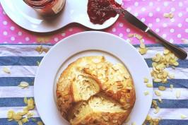 Verträgliche vegane Osterpinze backen, ganz ohne Milch und Eier