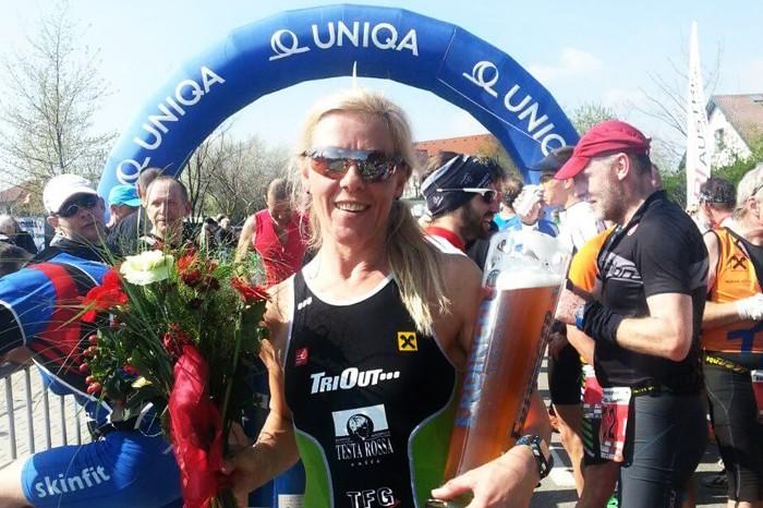 Erfahrungsbericht Triathletin Brigitte
