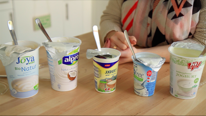 Top 5: Laktosefreie Joghurts
