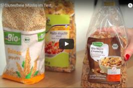 Top 5 glutenfreie Müslis im Test
