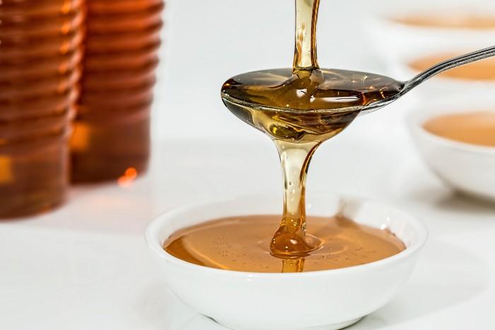 Reissirup sieht aus wie Honig, ist aber frei von Fructose. © pixabay.com