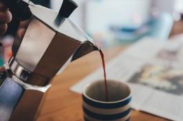 Kaffee sollte bei Histaminintoleranz nur selten genossen werden. © pixabay.com