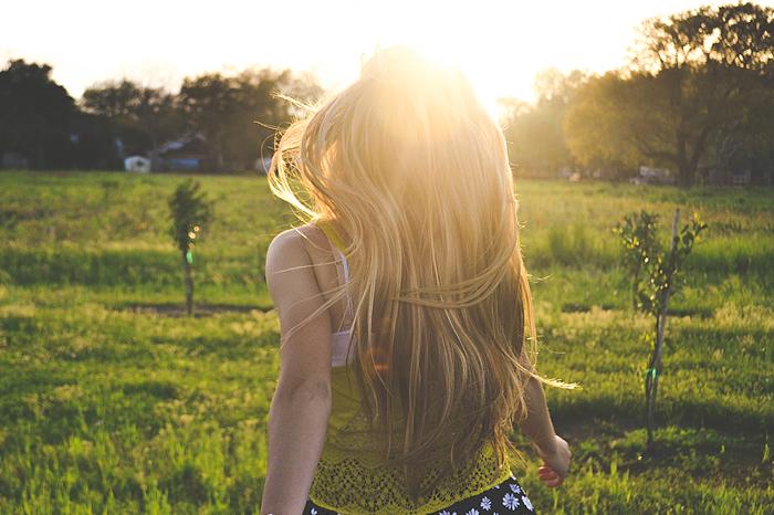 Volles, kräftiges Haar? Das wahre Geheimnis der Schönheit liegt in der Ernährung. ©pexels.com