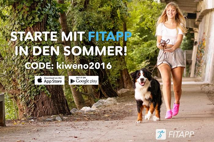 Fit und energiegeladen in den Sommer! © fitapp
