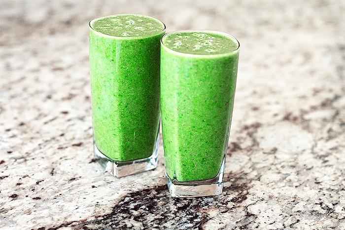 Schönheit zum Trinken: Dieser Beauty-Smoothie enthält viel Biotin und Q10. © Pixabay.com