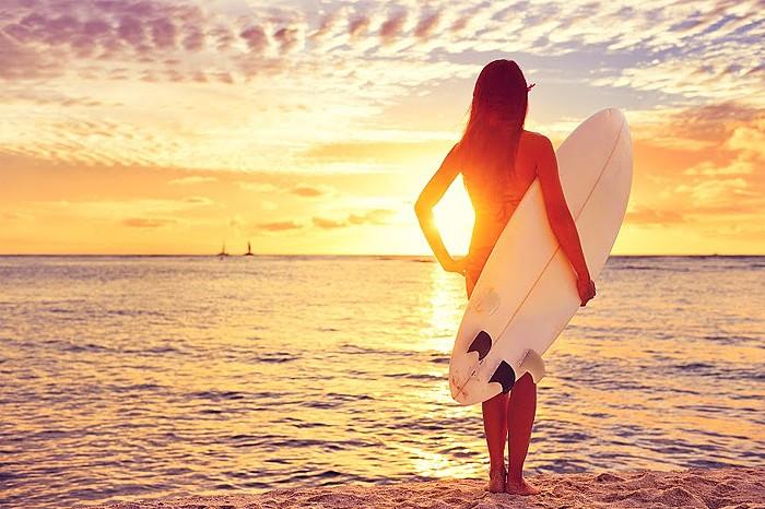 Auch mit Unverträglichkeiten kannst du einen entspannten Urlaub genießen. © Bigstock