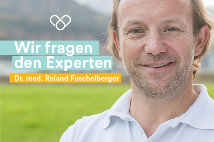 Wir fragen den Experten - Dr. med. Roland Fuschelberger - zu Mangelerscheinungen, was Sportler essen sollten, über Protein und Fettverbrennung ankurbeln.