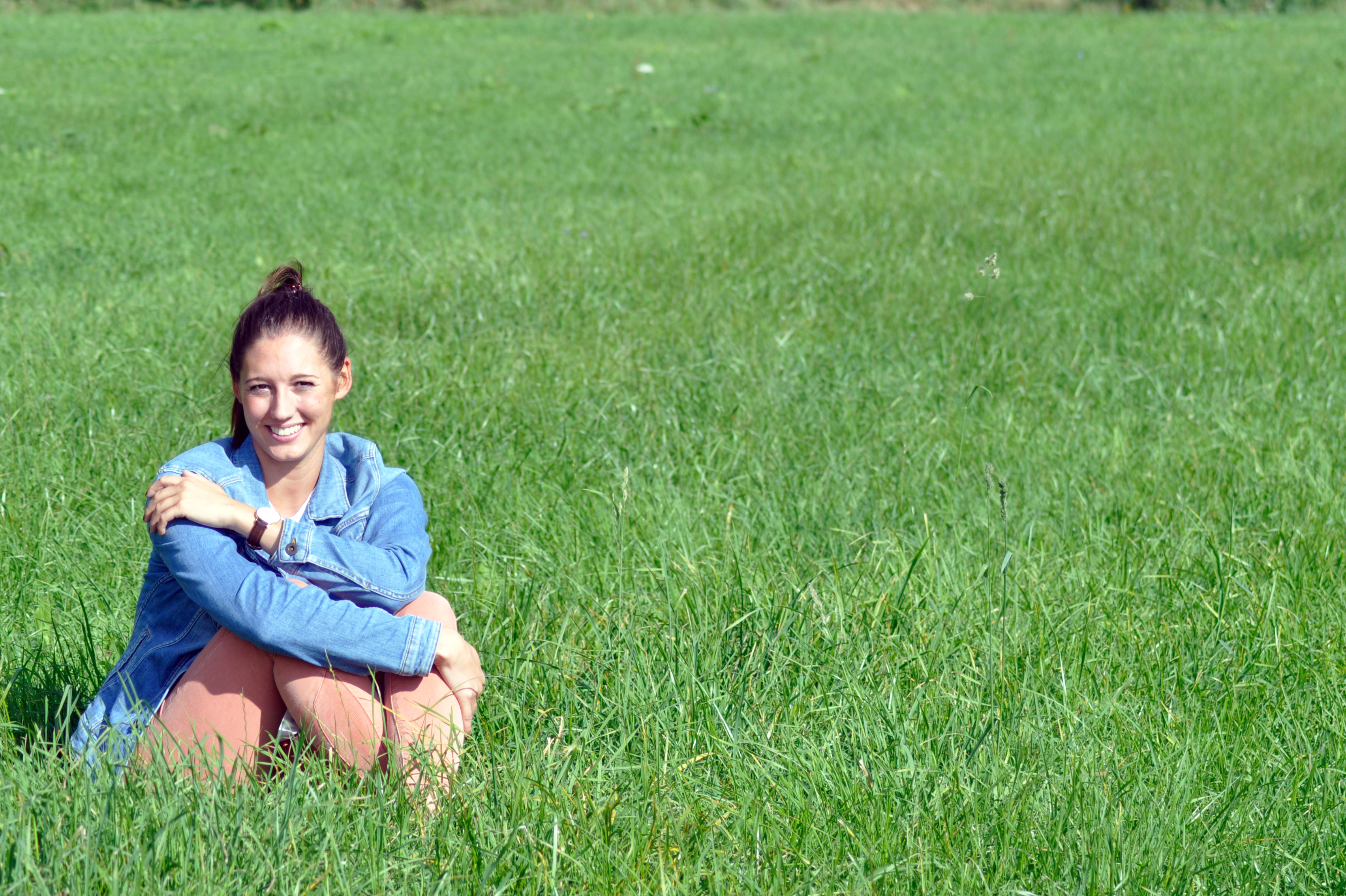 Nach der Ernährungsumstellung berichtet Verena von neuem Wohlbefinden. © kiweno