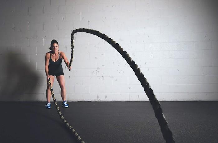 Stark durch Eisen: Erreiche deine sportlichen Ziele! © pixabay.com
