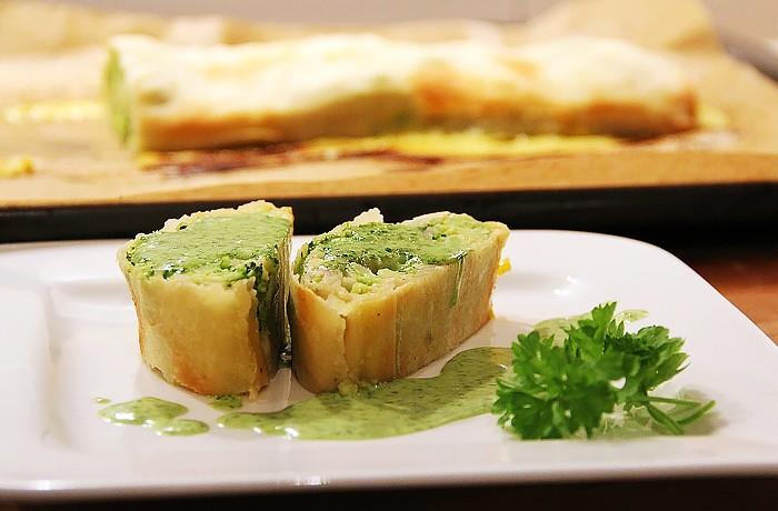 Ideal zum Mitnehmen: Schneller Brokkoli Strudel © Pixabay.com